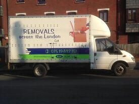 Man and Van, Removals Service, Good price and professional service
