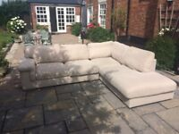 Harveys Corner Sofa - Removable Covers - Immaculate hardly used