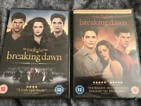 Twilight DVD'S