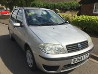 Fiat Punto Dynamic 2004 63,000 Miles £700 MOT due to jun/19 Best Price!
