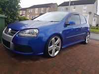 VW Golf R32 mk5 DSG 3 door (BLUE) 79K FSH