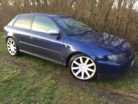 SPARES OR REPAIRS - NO TIME WASTERS PLEASE - AUDI A3 SPORT