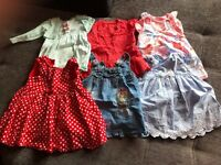 Huge bandle of baby girl clothes – 6-9 months