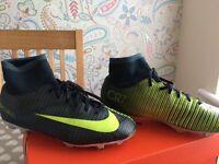 Nike Mercurial CR7 Sock Football Boots size 5