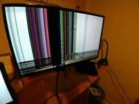 Samsung 27in broken monitor