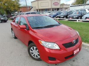 2010 Toyota Corolla CE P.GROUP LOADED