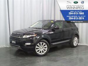 2014 Land Rover Range Rover Evoque Pure Plus *LOCAL AND LOW KM*