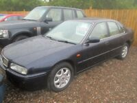 Rover 618 iE, 6 MONTHS MOT, LOW MILEAGE
