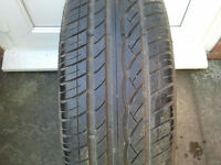"VW Audi 6.5J x 16"" Steel Wheel and Tyre"