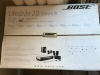 Bose Lifestyle 28 Series III 5.1 Channel Home Theatre System DVD/CD/HD1080P NEW