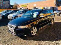 Volvo v50 sport 1.8 08 reg 1 year mot good condition drives perfect px welcome
