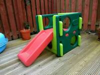 Little tike junior activity gym - sold pending collection