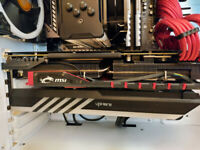 GPU MSI Radeon R9 390 8GB