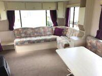2 Bed Pre Owned Westbrook Tahiti Static Caravan, Ingoldmells Family Park Skegness Holiday Homes