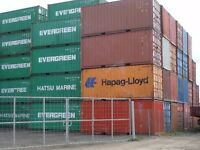 20ft Used Shipping Containers Only £1095 + Vat!! Ex London Area
