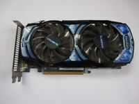 Gigabyte Nvidia GTX 460 OC 1GB Graphics Card