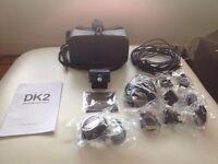 Oculus Rift DK2 - Virtual Reality Headset