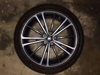 2012 GT86 Alloy Wheel with Tyre
