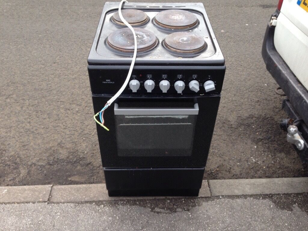 Electric Cooker Good Condition Comes With Connection Wire In Wiring A