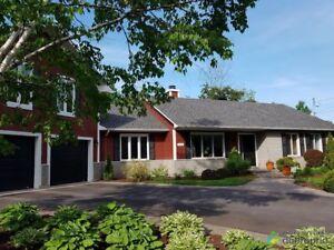 689 000$ - Maison à un étage et demi à vendre à Rosemère