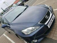 LEXUS IS 250 SE Auto New MOT FSH not audi