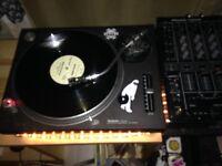 Turntable technic 1210
