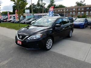 2016 Nissan Sentra SV ECO BLUETOOTH