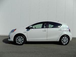 2014 Toyota Prius C  VITRE AIR CRUISE