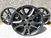 Alloy Wheels Refurbished/Colour Changed by SUPERCHARGED