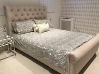 £249 - Double Fabric Bed Frame