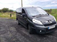 2007 Peugeot Expert 2.0 HDi SWB Van. Swap Transit van/bigger van/or campervan
