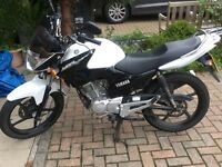 Yamaha YBR 125 for sale. 1,200 ONO. Brilliant condition, perfect runner.