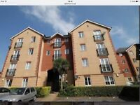 Beautiful, Cosy Two Bedroom Flat in a Purpose Built Block at Cardiff bay Available to Let