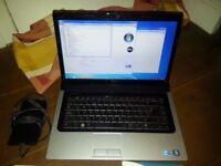 OLD CORE i7 DELL LAPTOP / 8GB / 500GB / HDMI / WEBCAM / MANUALS / DISKS
