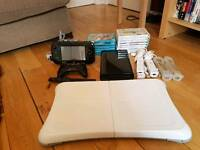 Wii U Console, games and accessories