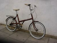 lassic Shopper Bike by Raleigh, 20 inch Wheels, All Original!!, JUST SERVICED/ CHEAP PRICE!!!!!!!!!