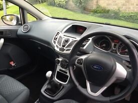 Ford Fiesta Zetec for sale. £4200. Private sale.