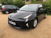 2016(16)TOYOTA PRIUS 1.8vvti Active**ONE OWNER** UK MODEL HYBRID AUTO FULL TOYOTA HISTORY CAN PCO