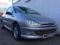 PEUGEOT 206, 2005, JUST 67,000 MILES AND 1 OWNER FROM NEW!!