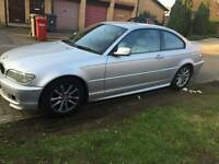 BMW 320 Cd Coupe ** LOW MILEAGE ** FSH ** FULL LEATHER SEATS **