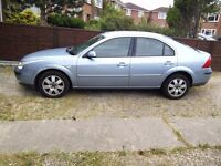 FORD MONDEO TDCi Zetec 05 reg, drives but has issues. Please see description. Mom