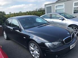 Bmw 730d sport 2008 130k with a full service history