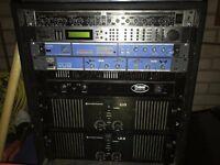 Tannoy Sound System