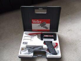 Nearly new soldering iron kits