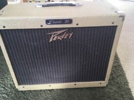Peavey Classic 30 Tweed Guitar Valve Amplifier