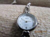 Ladies Hama Stainless steel watch