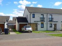 **NEW** UnFurnished 3 Bedroom House, Enclosed Rear Garden, Garage - Andrew Avenue - Renfrew