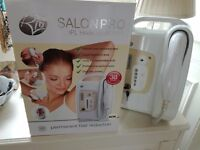 RIO SALONPRO IPL HAIR REMOVER . Only used once. Same model selling in argos for £399.