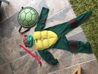 Boys dressing up LOTS. Superheroes sonic BFG