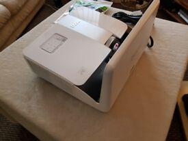 BenQ MX842UST Dlp Xga Ultra Short Throw Projector - 3,000 lms
